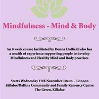 Mindfulness-Mind & Body