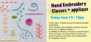 Hand Emroidery